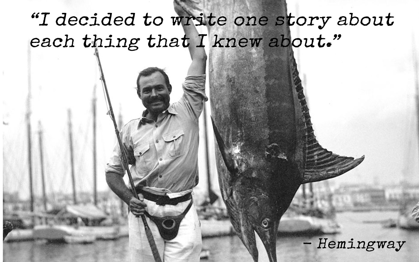 heminway-stories
